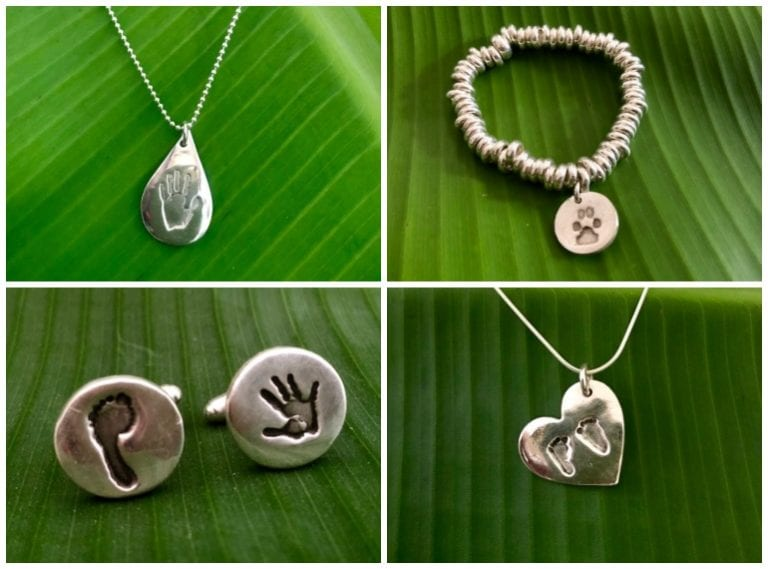 Find of the Week: Little Prints in Singapore – unique silver jewellery with a personal twist!
