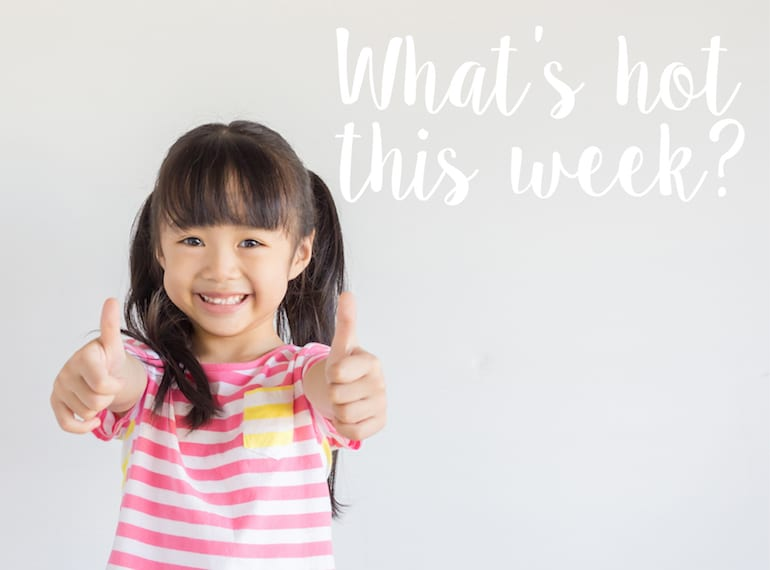 What's on for kids in Singapore this week? 7 January 2019