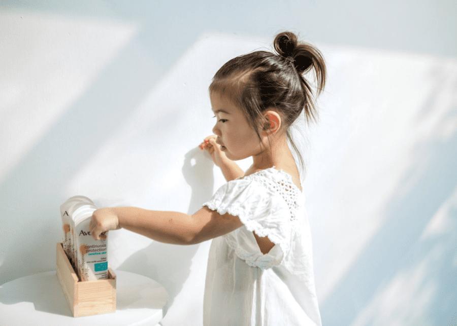 Aveeno - natural skincare for kids