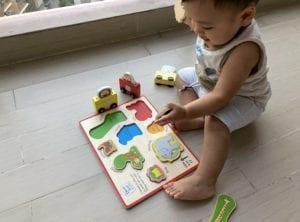 Dear Zoo wooden toys