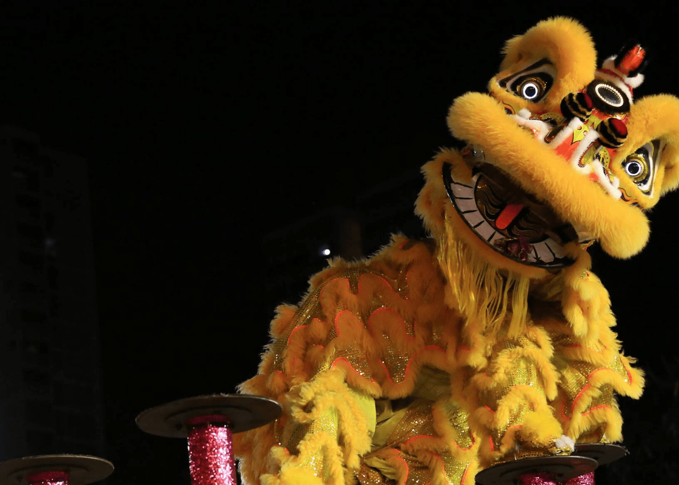 lion dance beginner's guide to chinese new year