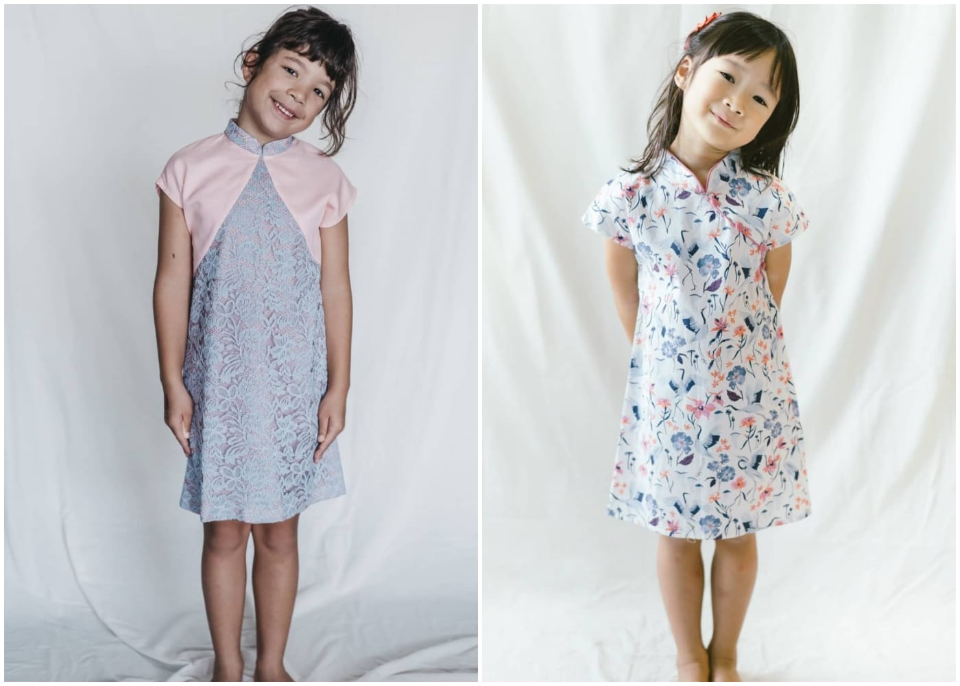 Where to buy Chinese New Year outfits for kids in Singapore: Luna & Moon