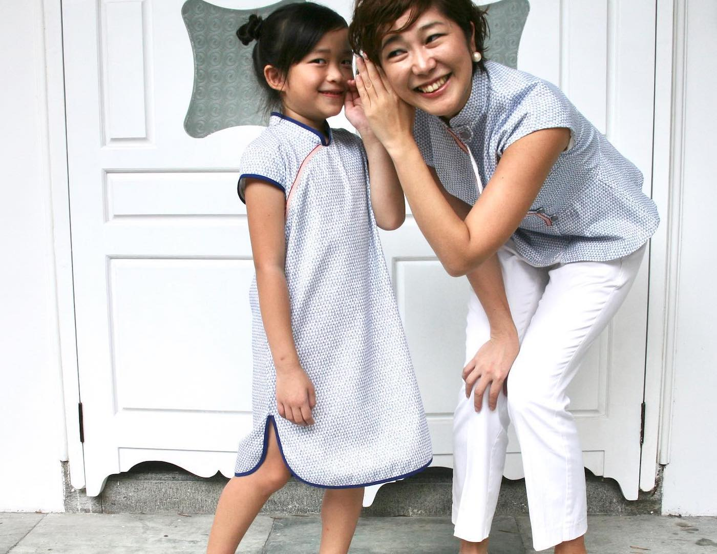 Where to buy Chinese New Year outfits for kids in Singapore: Peas n Plums