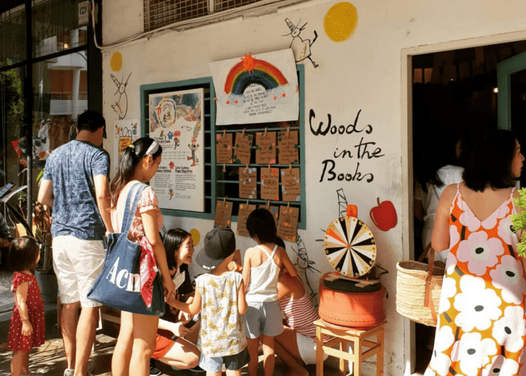 Bookworms take note! We've found the best children's bookstores in Singapore