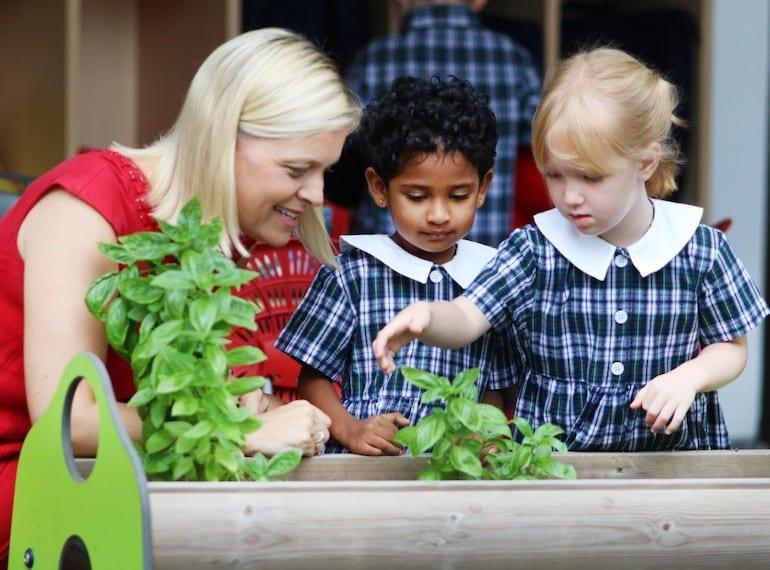 Nursery-large tanglin trust
