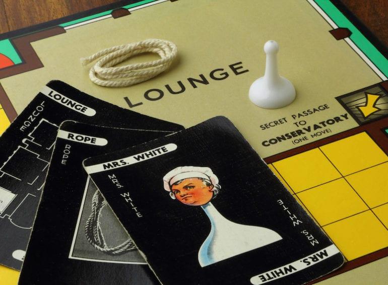 best-board-games-for-kids-CLUEDO
