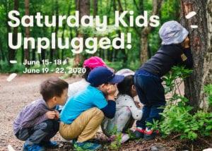 Saturday Kids Unplugged in Japan