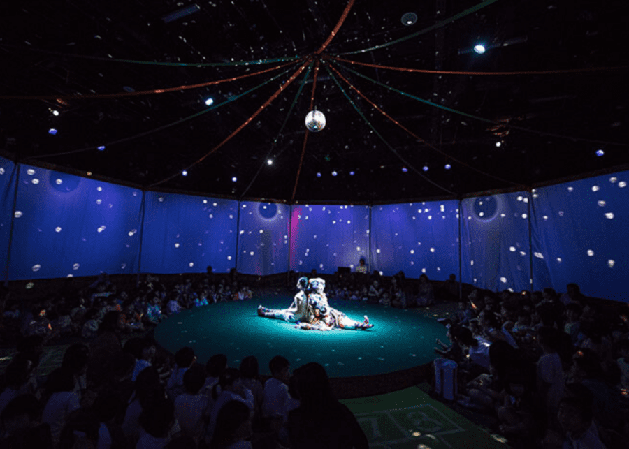 PLAYtime | Kids' theatre shows, productions and musicals in Singapore 2020