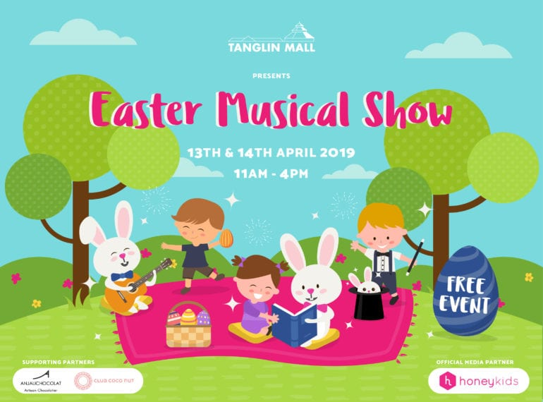 What's on for kids in Singapore this week? 8 April 2019