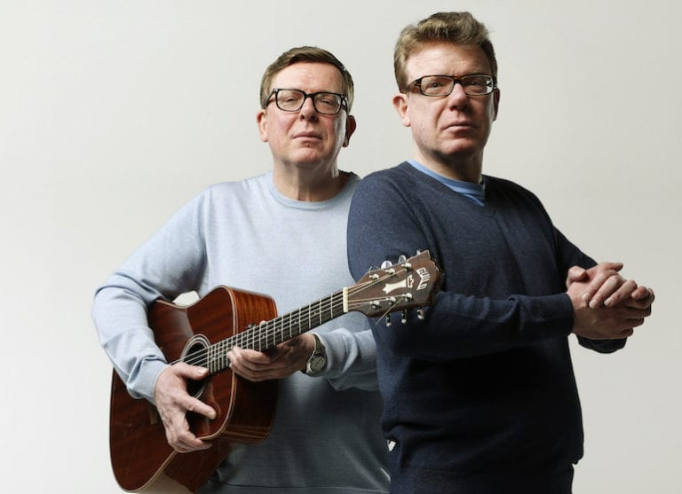 HoneyKids interviews The Proclaimers ahead of their return to Singapore on 29 April 2019
