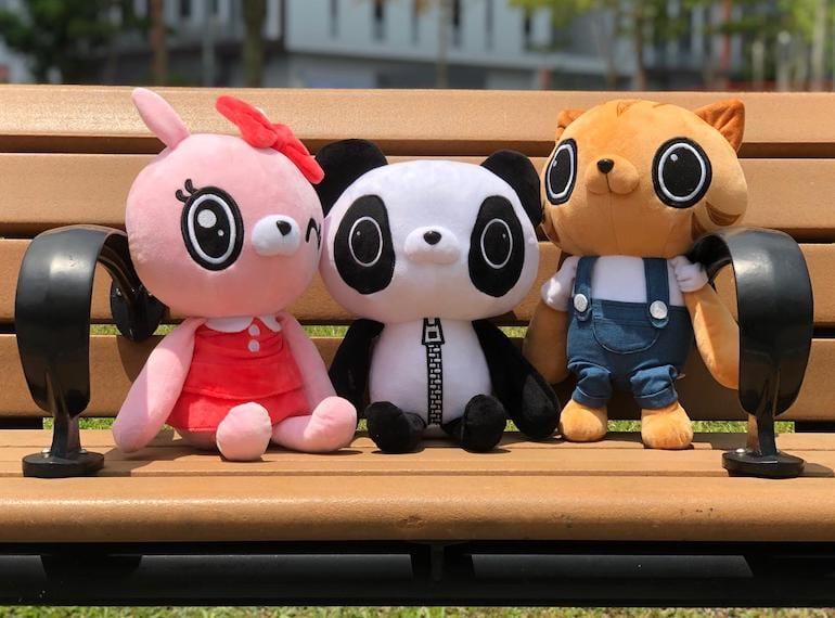 HappiPlayground Great World City Honeykids Asia Singapore