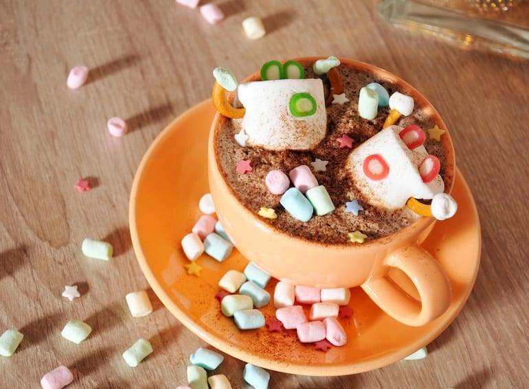 Little cups of happiness: the best babyccino spots in Singapore