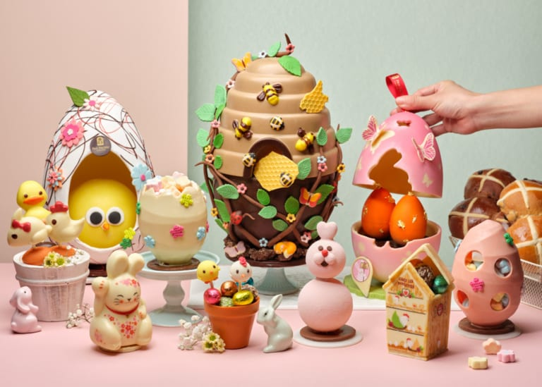 Where to buy Easter eggs in Singapore (and other egg-shell-ent treats)
