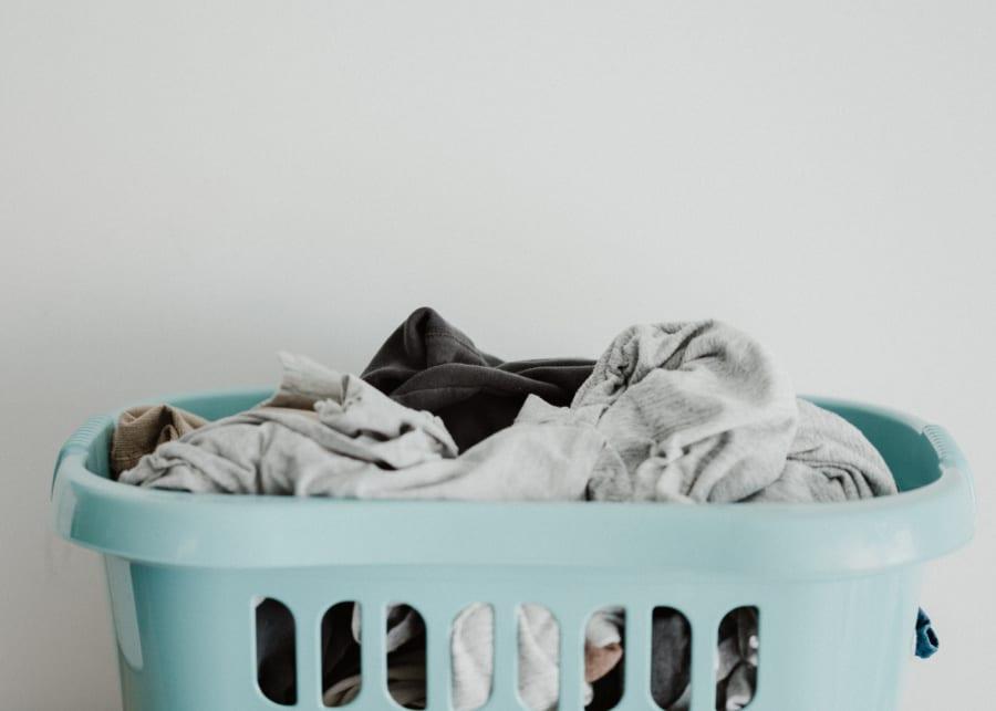 domestic help laundry