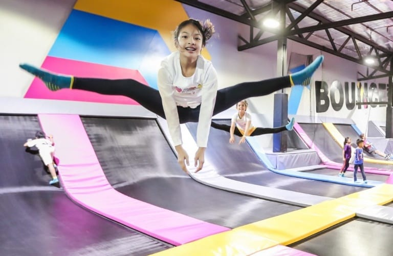 Jump around! Best trampoline parks in Singapore