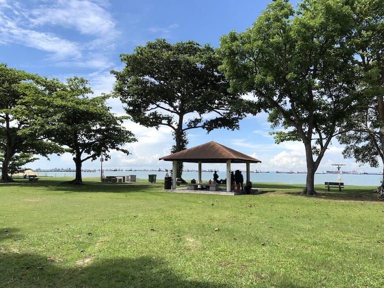 East Coast Park Guide | BBQ by the beach