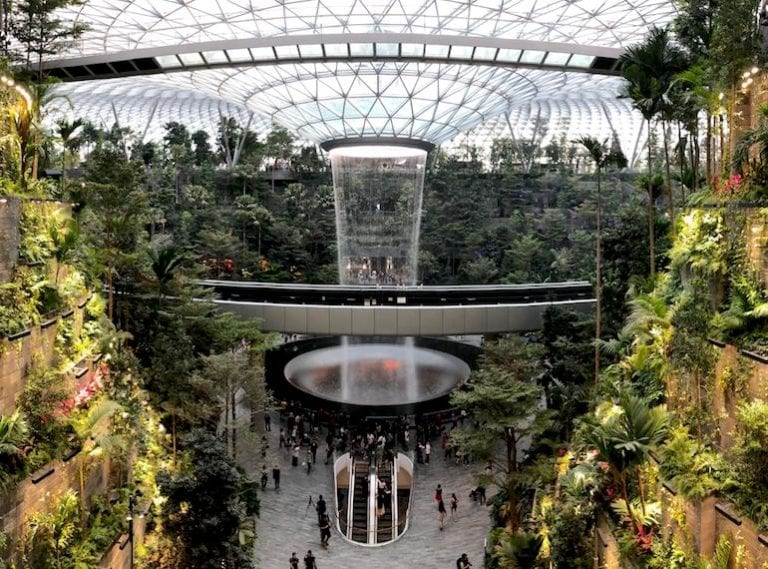 Find of the Week: Jewel Changi Airport