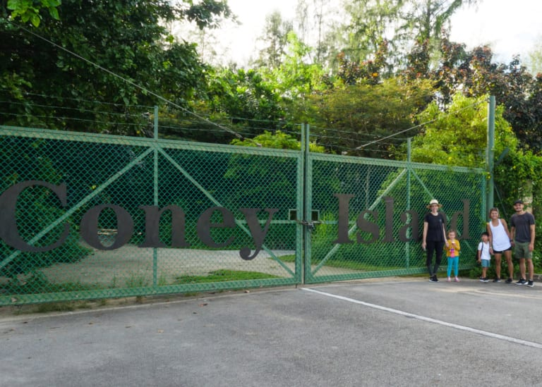 Coney Island and the Punggol surrounds with kids: how to have the perfect family day