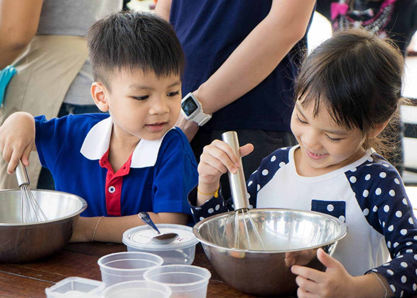 cooking class Honeykids Asia Singapore