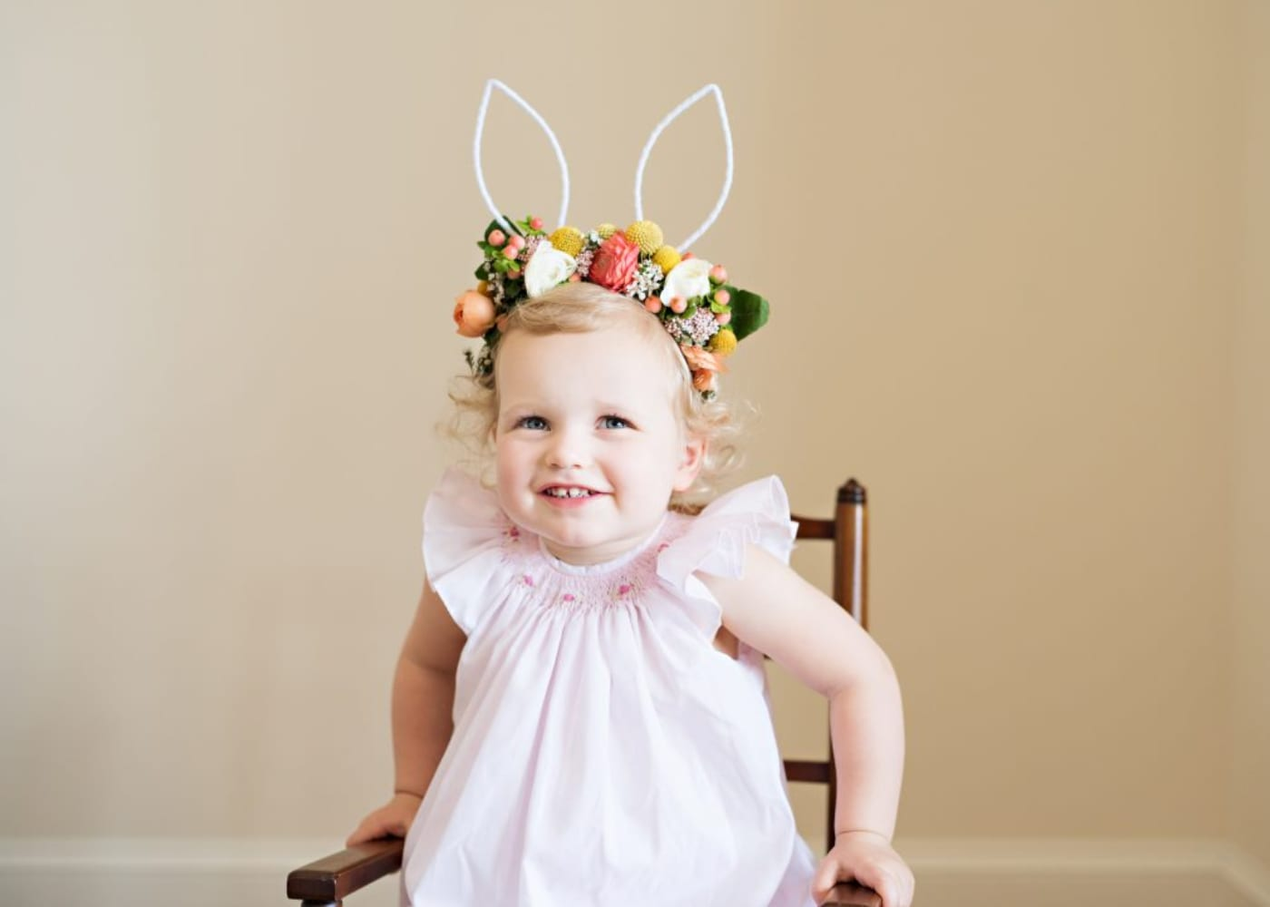 easter hats and bonnets floral ears