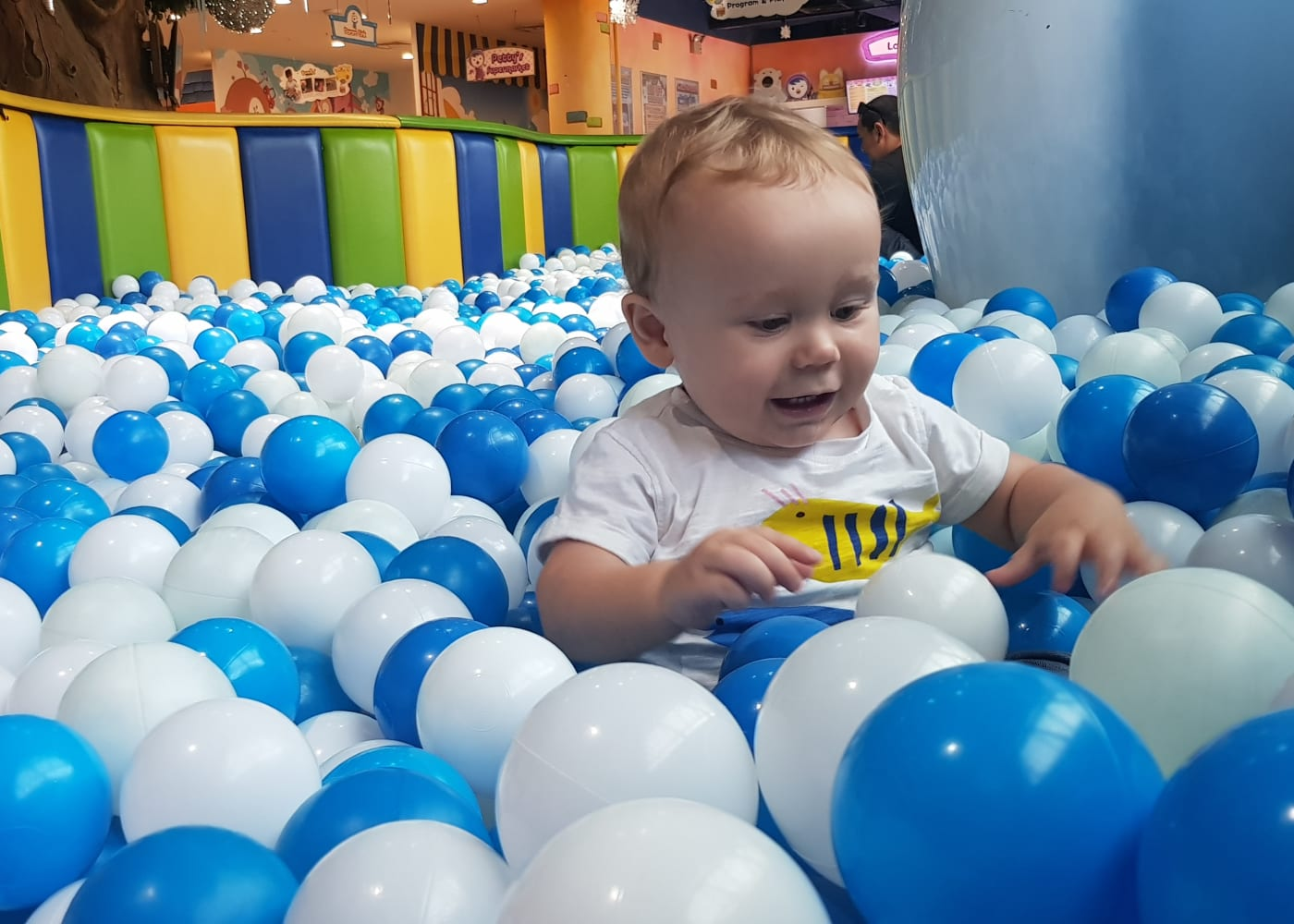 Soft play for babies: Pororo Park