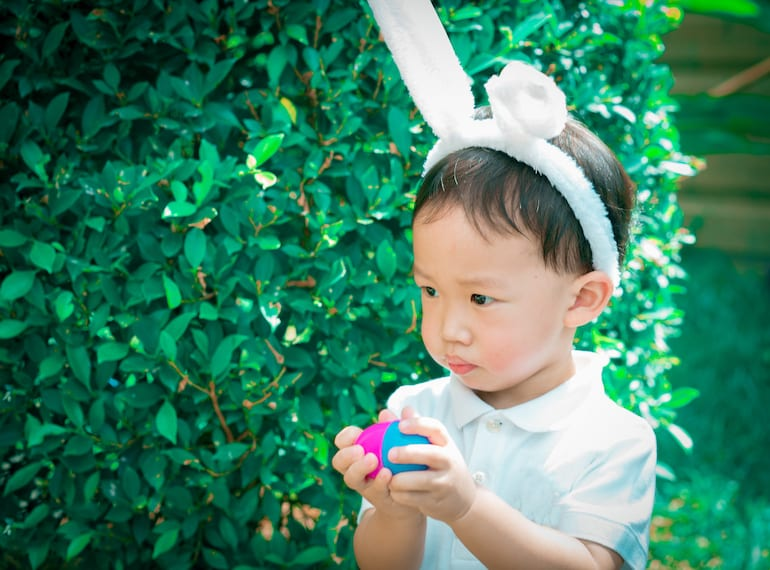 Easter activities in Singapore Honeykids Asia