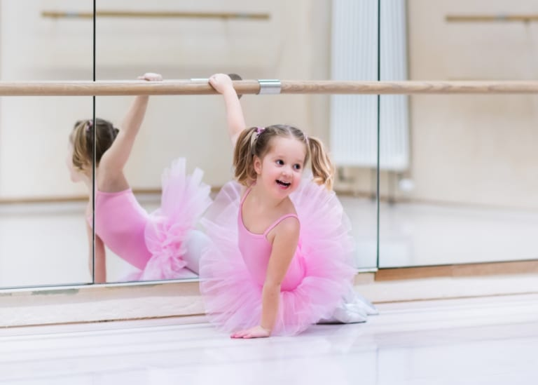 Best dance classes for toddlers in Singapore: Ballet lessons and movement for children under three
