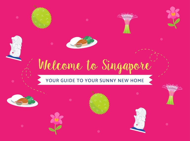 Moving to Singapore with kids: welcome to our expat arrivals hall
