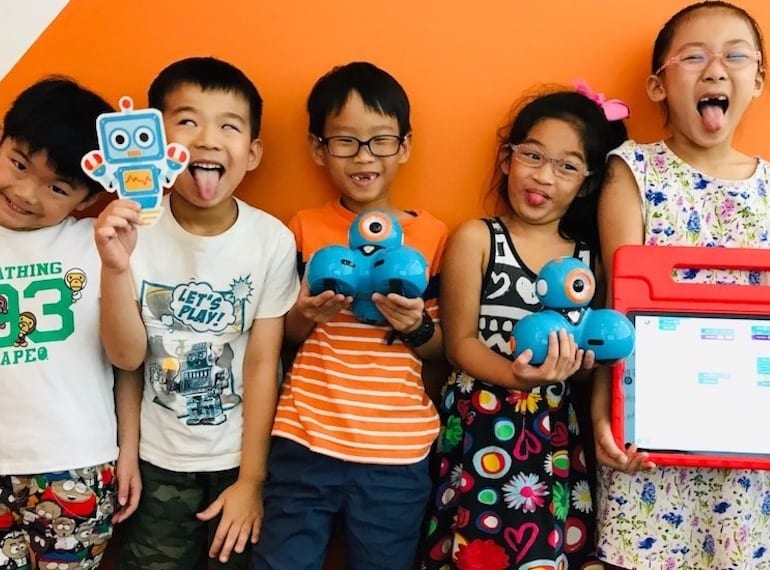 Want to raise future ready kids? It's possible with SG Code Campus's cool coding courses