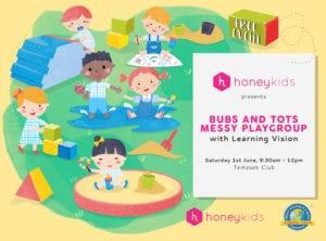 Honeykids Asia Learning Vision 1 June