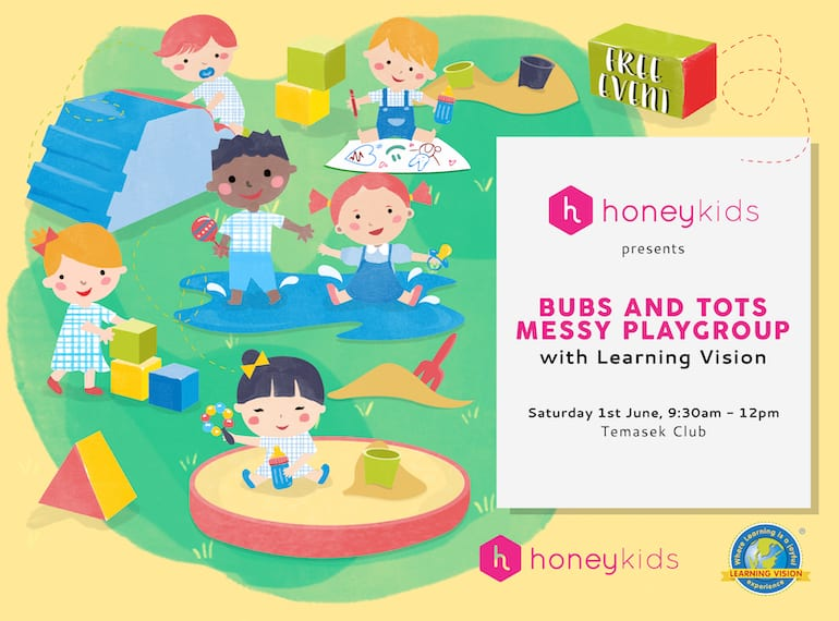 Honeykids Asia Learning Vision 1 June
