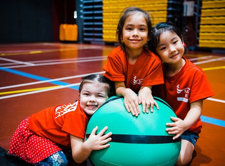 Singapore American School Summer Semester