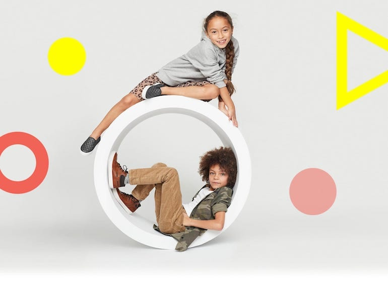 Aldo's kids' collection: #Twinning moments made easy