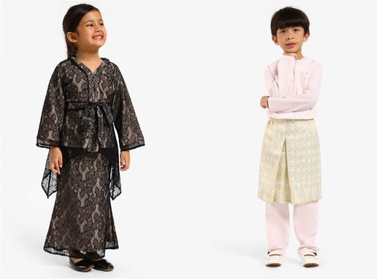 fashion-valet Hari Raya Fashion for kids Honeykids Asia Singapore