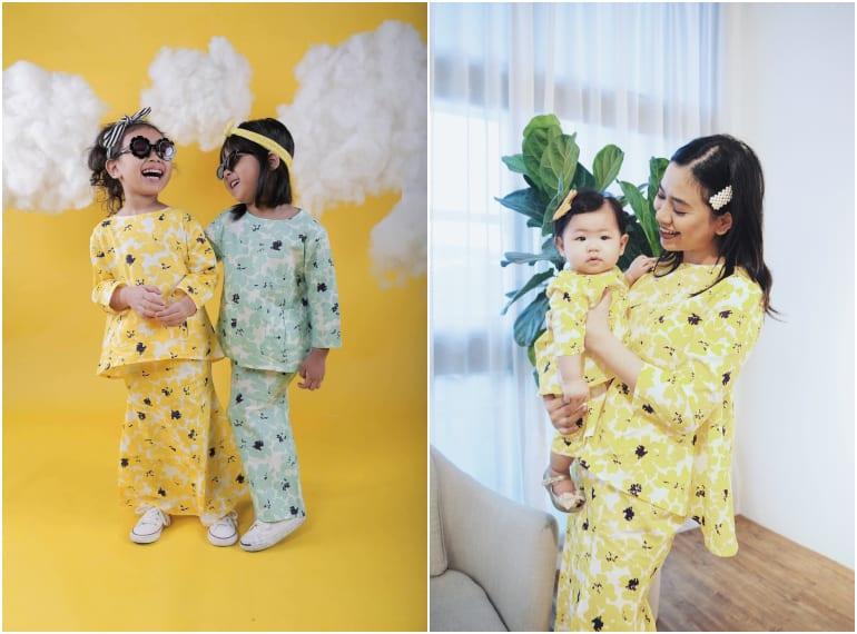 ki Hari Raya Fashion for kids Honeykids Asia Singapore