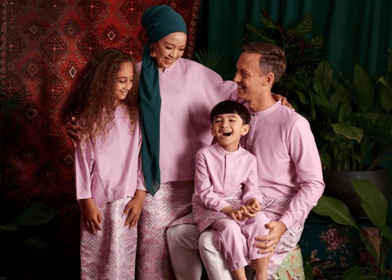 Shop online for Hari Raya outfits and modest fashion for children: baju kurung, kebayas and baju melayu