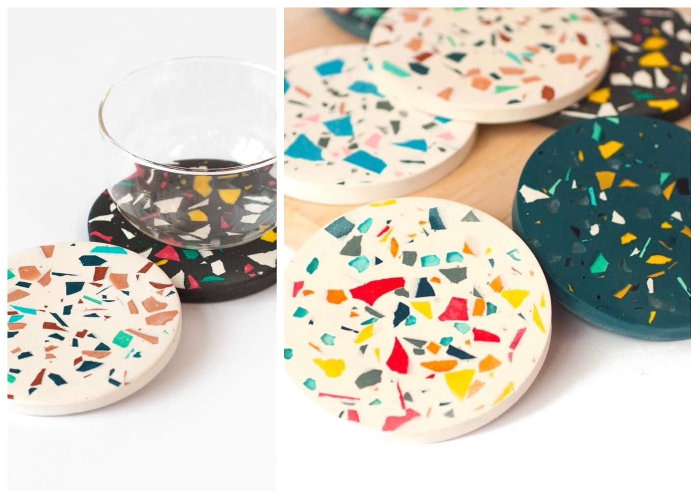 diy gifts for dad resin coasters