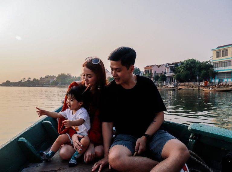 Explore Da Nang and Hoi An, Vietnam with a toddler