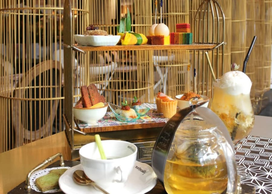 high tea arteastiq