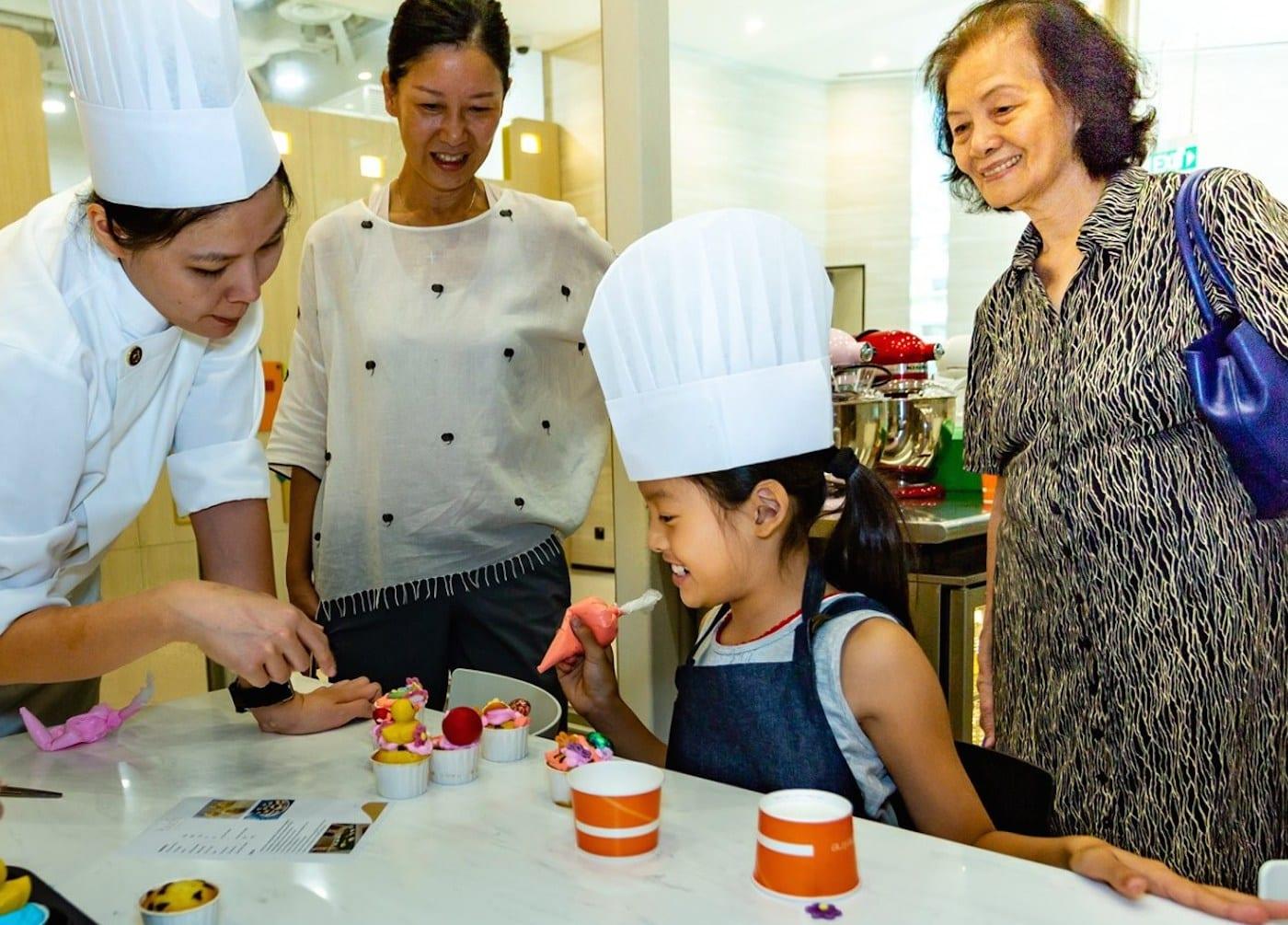 kids cooking classes singapore buds shangrila