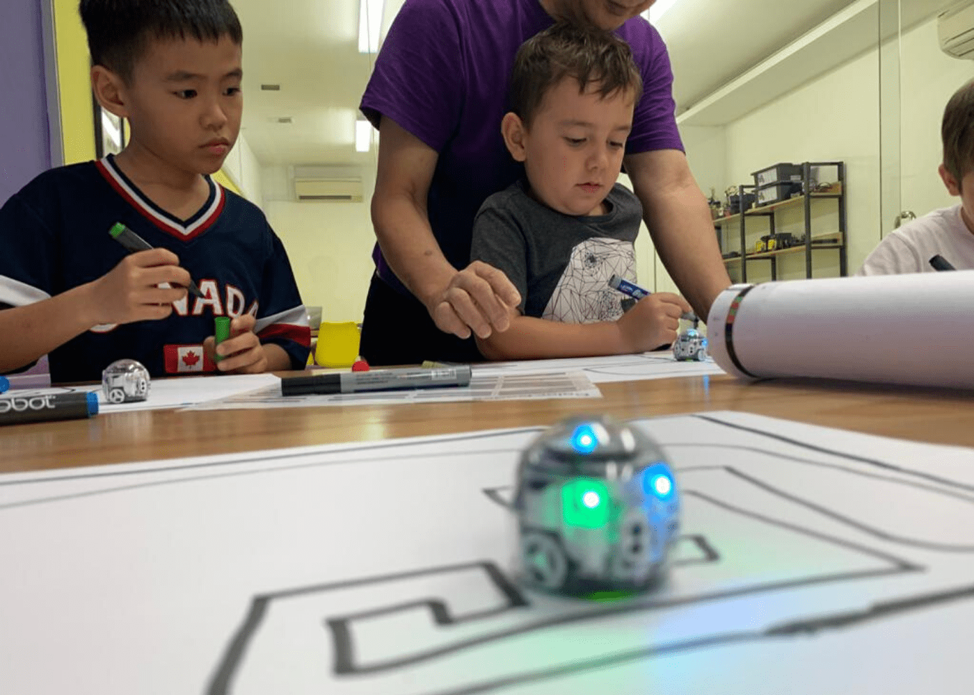 Makers Camp | summer camp singapore 20202