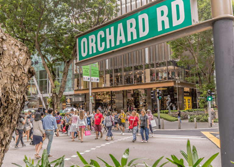 Family-friendly dining around Orchard Road: burgers, pizza, dim sum and more