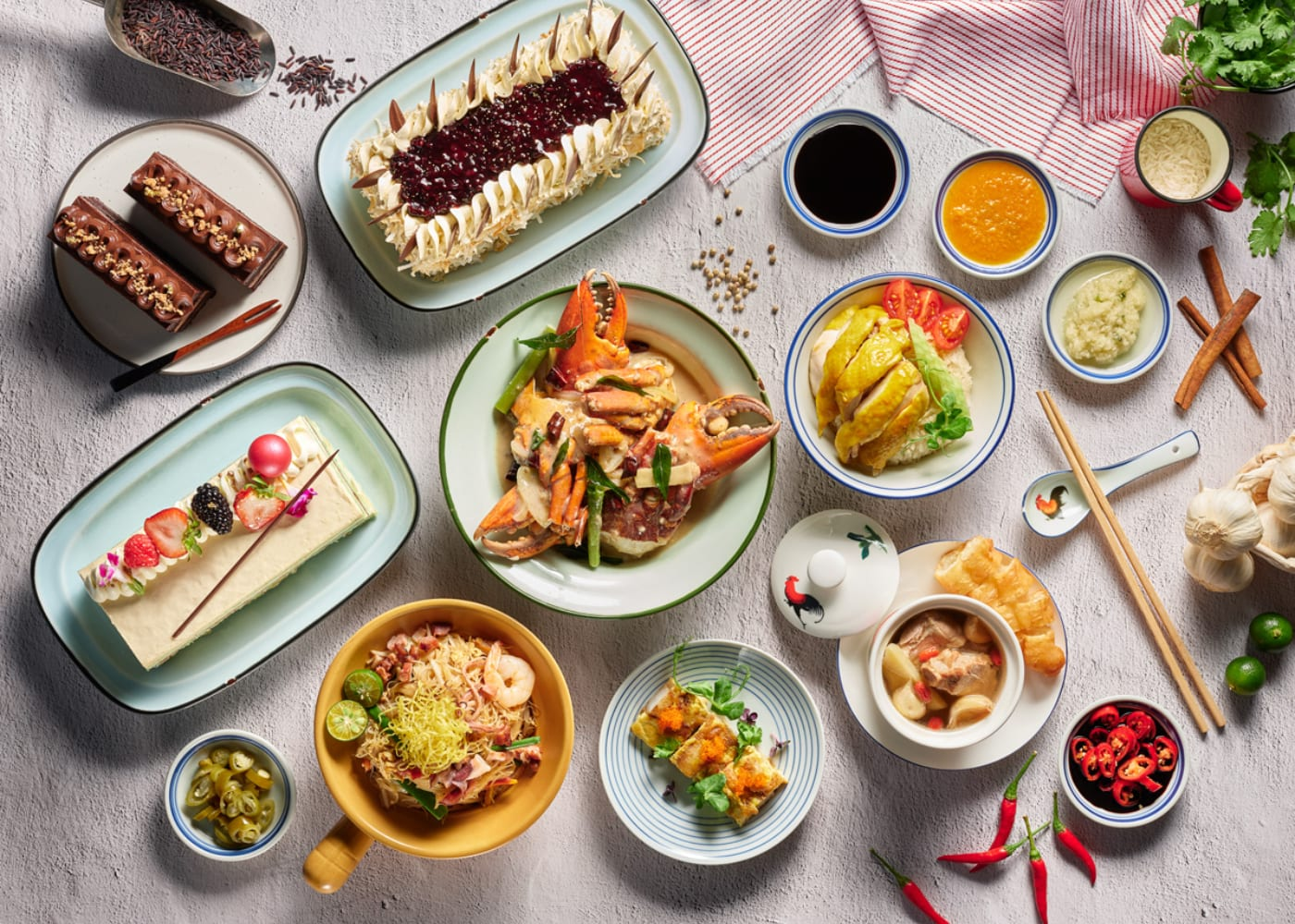 SG54 feasts! Enjoy a taste of Singapore this National Day 2019