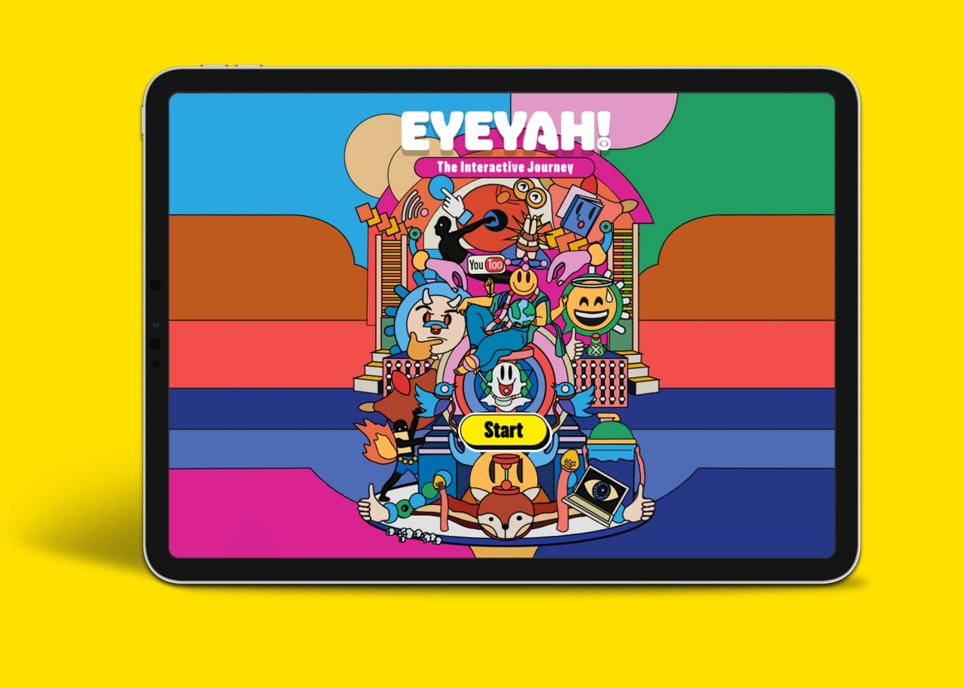 eyeyah app internet safety