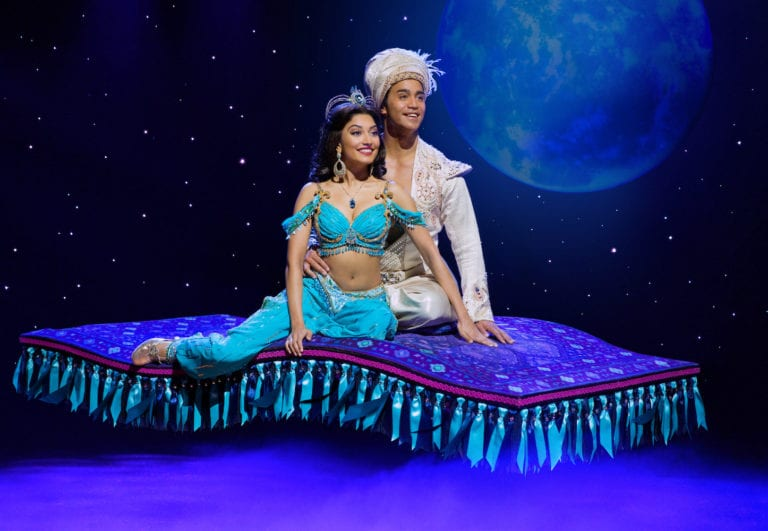 A review of Disney's Aladdin the musical: Make way for Prince Ali!