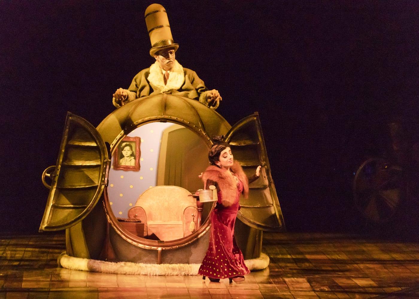 kurios singapore cirque du soleil