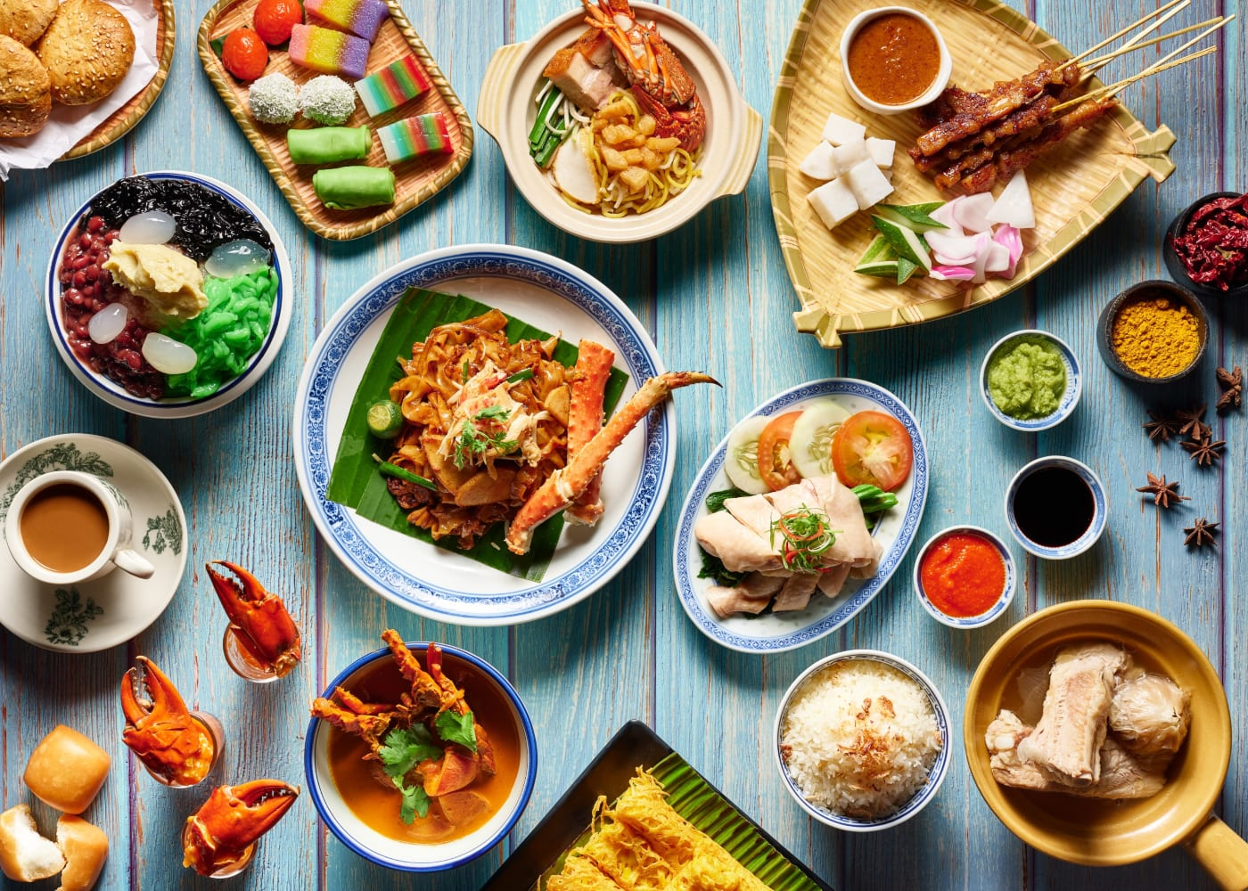 where to eat national day