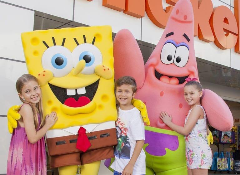 Ring in Nickelodeon's SpongeBob SquarePants' sponge-tastic 20th birthday with a whole lotta fun, thanks to Singtel