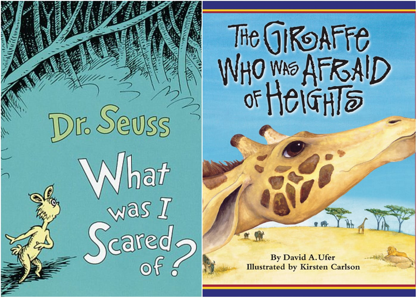 children's books about facing fears