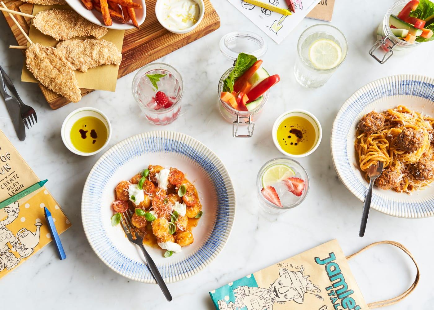 restaurant deals for children jamies italian